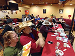 Reel Cowboys Meeting at Big Jim's Restaurant in Sun Valley, CA. on February 3rd, 2018