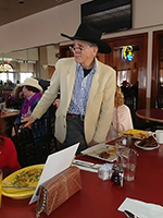 Reel Cowboys Meeting at Big Jim's Restaurant in Sun Valley, CA. on February 17th, 2018