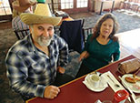 Reel Cowboys Meeting at Big Jim's Restaurant in Sun Valley, CA. on March 17th, 2018