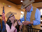 Reel Cowboys Meeting at Big Jim's Restaurant in Sun Valley, CA. on April 7th, 2018