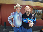 Reel Cowboys Meeting at Big Jim's Restaurant in Sun Valley, CA. on April 21st, 2018