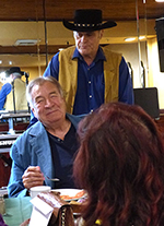 Reel Cowboys Meeting at Big Jim's Restaurant in Sun Valley, CA. on June 23rd, 2018