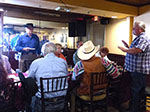 Reel Cowboys Meeting at Big Jim's Restaurant in Sun Valley, CA. on August 18th, 2018