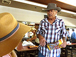Reel Cowboys Meeting at Big Jim's Restaurant in Sun Valley, CA. on September 1st, 2018