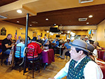 Reel Cowboys Meeting at Big Jim's Restaurant in Sun Valley, CA. on September 22nd, 2018