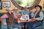 Reel Cowboys Meeting at Lulu's Restaurant in Van Nuys, CA. on May 1st, 2021