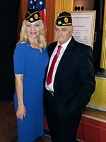 Robert Lanthier Gets Inducted into the Hollywood American Legion 43 on February 20th, 2018