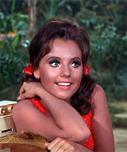 Dawn Wells in Gilligan's Island - Lifetime Member